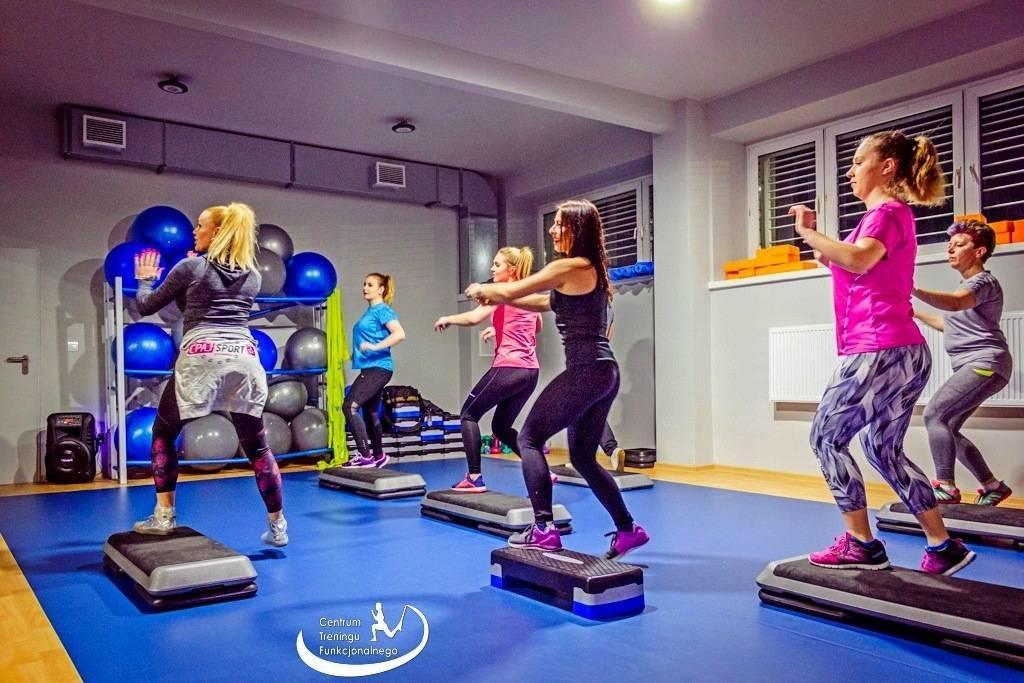 fitness Szczecin STEP&SHAPE