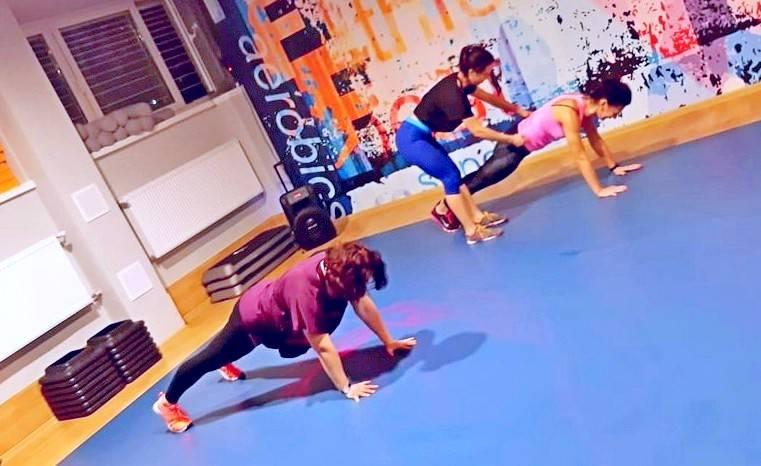 fitness Szczecin TBC