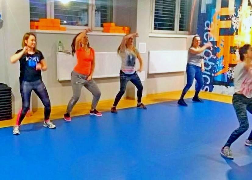 fitness Szczecin zumba
